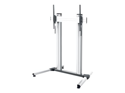 Middle Atlantic DisplayStation DS-1000SL-AL Cart for LCD display clear anodized aluminum