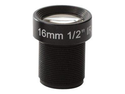 AXIS CCTV lens 1/2INCH M12 mount 16 mm (pack of 5)