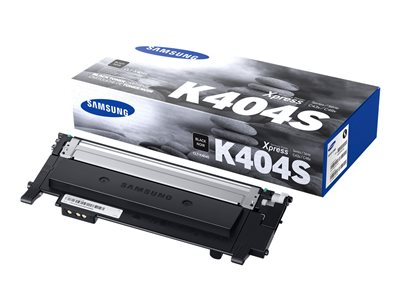 Samsung CLT-K404S Black original toner cartridge (SU104A)