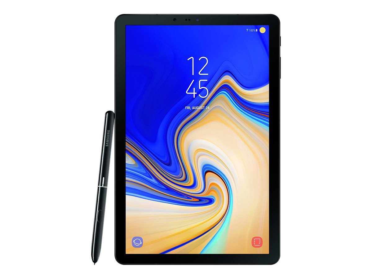 "Samsung Galaxy Tab S4 - tablet - Android 8.0 (Oreo) - 64 GB - 10.5"" - 3G, 4G - Verizon"