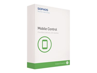 Sophos Mobile Standard Subscription license (3 years) 1 device volume, GOV