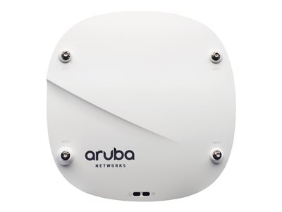 HPE Aruba Instant IAP-335 (RW) - Central Managed - wireless access point - Wi-Fi - 2.4 GHz, 5 GHz - DC power - in-ceiling