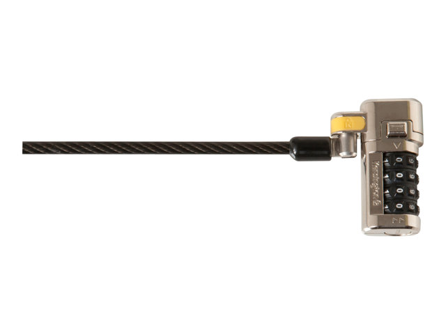 Image of Kensington ClickSafe Master Coded Combo Lock security cable lock