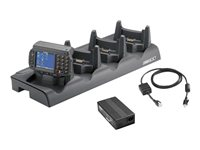 Motorola 4-Slot Ethernet Cradle Kit - Docking cradle