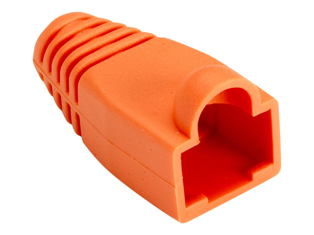 Black Box Color-Coded Snagless Pre-Plugs - network cable boots