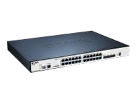 D-Link Switchs GigaBit DGS-3120-24PC/SI