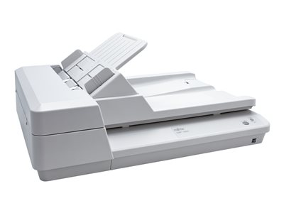 Fujitsu SP-1425 - Document scanner - Duplex - Legal - 600 dpi x 600 dpi - up to 25 ppm (mono) / up to 25 ppm (color) - ADF (50 sheets) - up to 1500 scans per day - USB 2.0