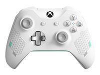 Microsoft Xbox Wireless Controller Sport White Special Edition gamepad wireless Bluetooth