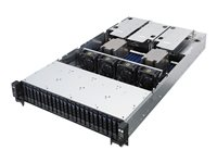 ASUS RS720A-E9-RS24-E Server rack-mountable 2U 2-way no CPU RAM 0 GB SATA