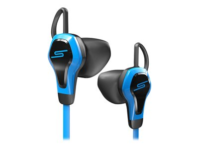 SMS Audio BioSport Earphones Blue image