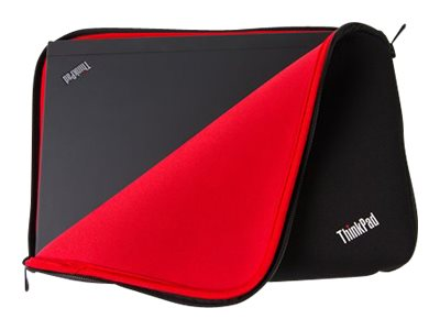 Lenovo ThinkPad Fitted Reversible Sleeve - Notebook-Hülle - 35.6 cm (14