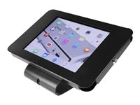 StarTech.com Secure Tablet Enclosure Stand- Lockable Anti Theft Steel Desk or Wall Mount for 9.7INCH i