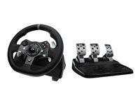 Logitech G920 Driving Force Rat og pedalsæt Microsoft Xbox One
