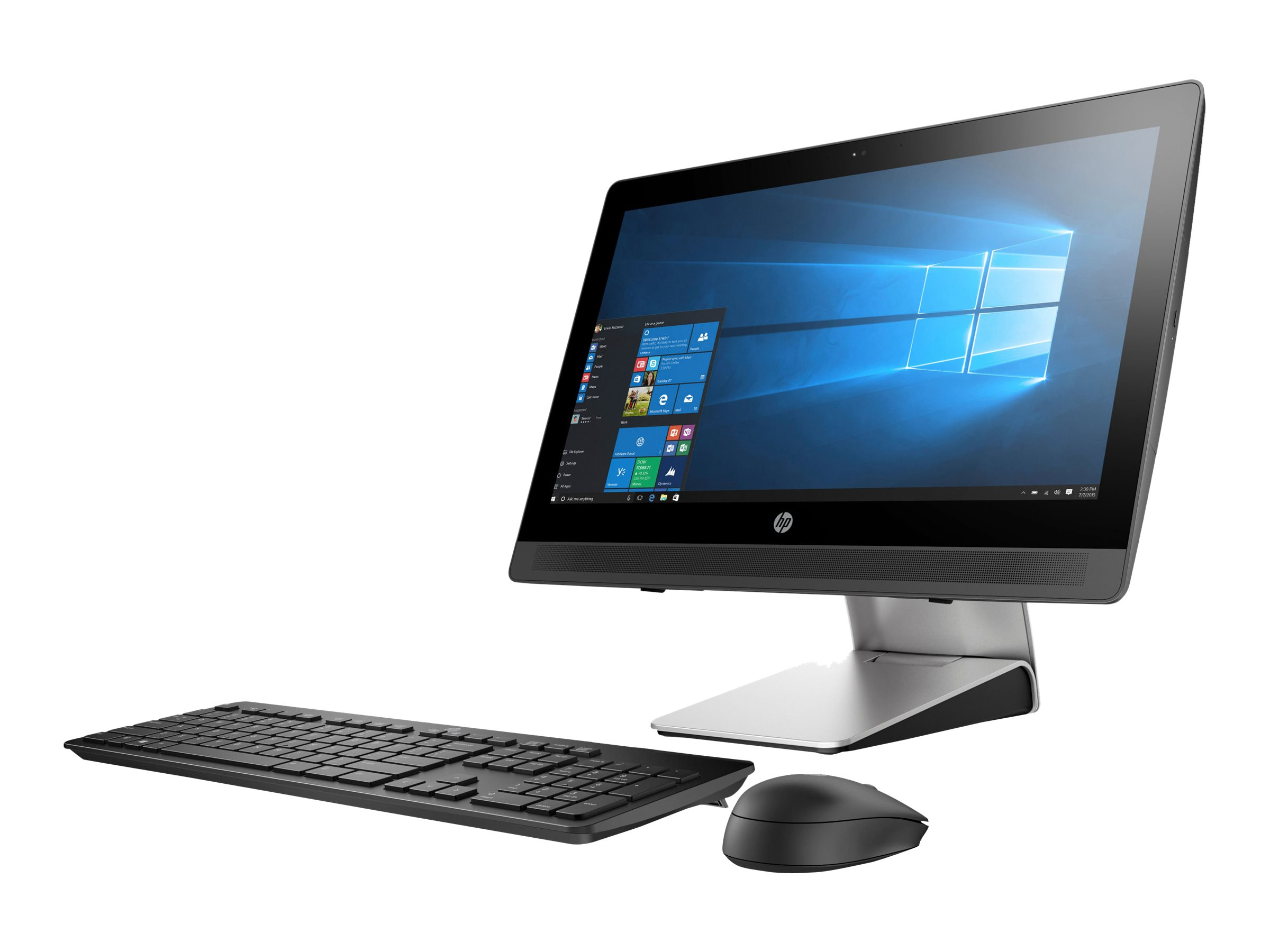 HP ProOne 400 G2 - All-in-One (Komplettlösung) - 1 x Core i5 6500T / 2.5 GHz - RAM 8 GB - HDD 1 TB - DVD SuperMulti