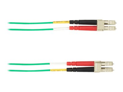 Black Box patch cable - 25 m - green