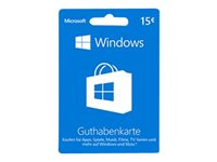 Microsoft Windows Store - Gift Card