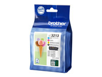 Brother LC3213 Value Pack - 4er-Pack
