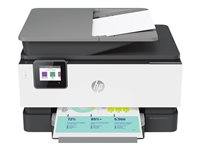 HP Officejet Pro 9015 All-in-One Multifunction printer color ink-jet  image