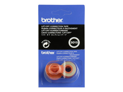 Brother 5-pack print lift-off tape for Brother CM-2000; AX-410