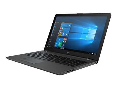 "HP 255 G6 - A6 9220 / 2.5 GHz - Win 10 Home 64-bit - 4 GB RAM - 500 GB HDD - DVD-Writer - 15.6"" TN 1366 x 768 (HD) - Radeon R4 - 802.11ac, Bluetooth - jet ..."