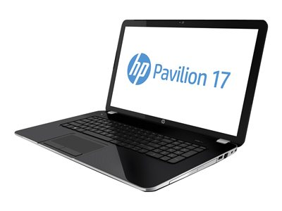 HP Pavilion 17-e050us A8 5550M / 2.1 GHz Win 8 64-bit 8 GB RAM 750 GB HDD
