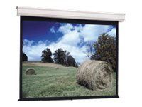 Da-Lite Advantage Manual With CSR Wide format Projection screen in-ceiling mountable