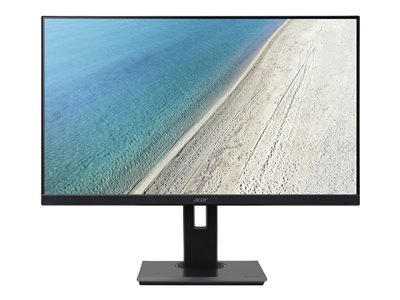 Acer B247W LCD monitor 24INCH 1920 x 1200 WUXGA IPS 300 cd/m² 1000:1 4 ms