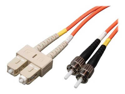 1m 3ft SC-SC Duplex Multimode 62.5//125 Fiber Optic Patch Cord Cable