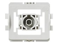 HomeMatic Gira GS EQ3-ADA-GS - Switch mounting adapter