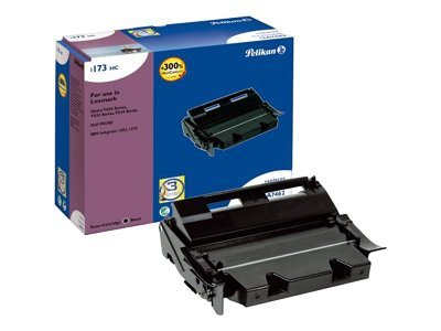 Pelikan 1173 - High Capacity - Schwarz - Tonerpatrone (Alternative zu: Lexmark 12A7362, Lexmark 12A7462) - für Dell Printer Pack M5200; Workgroup Laser Printer M5200; InfoPrint 13XX; Lexmark T