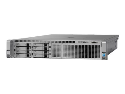 Cisco UCS C240 M4 High-Density Rack Server (Small Form Factor Hard Disk Drive Model) Server