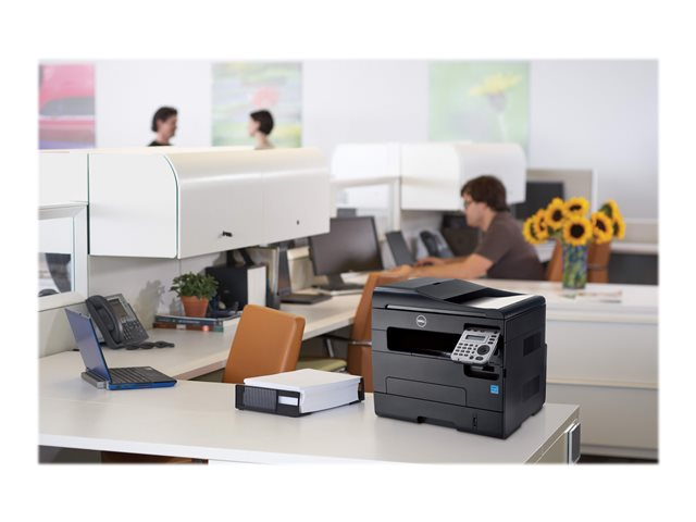dell b1265dnf enable scan in printer manager