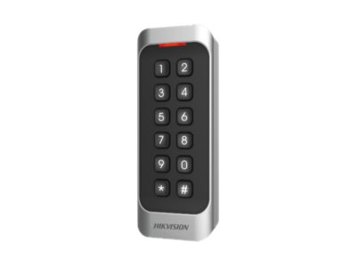 Hikvision DS-K1107MK Access control terminal with keypad wired Mifare
