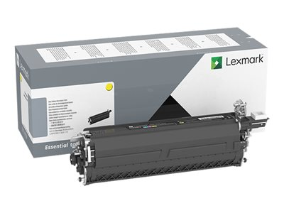 Lexmark Yellow original developer kit LCCP