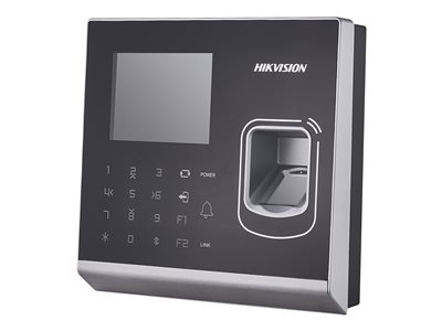 Hikvision DS-K1T201MF Access control terminal with fingerprint reader wireless, wired Wi-Fi