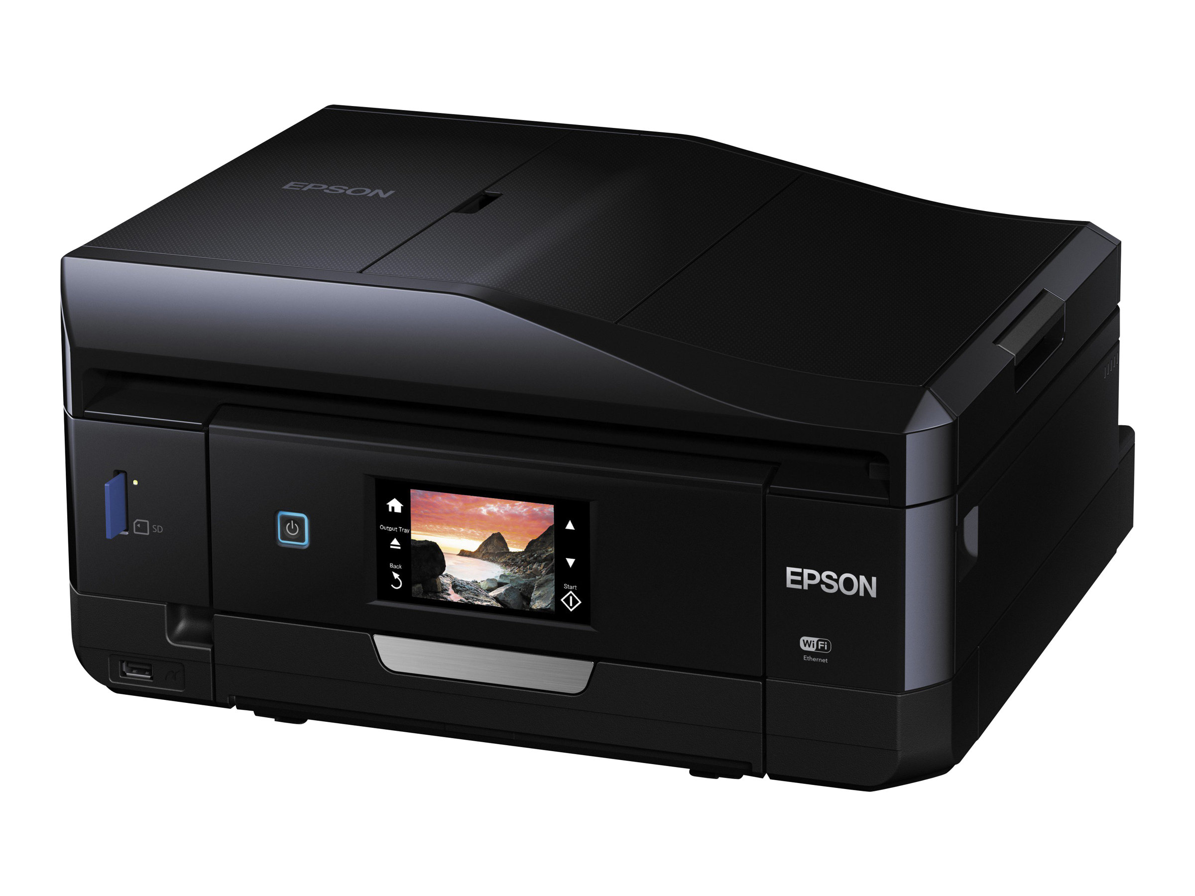 Epson Expression Photo XP-860 - Multifunktionsdrucker - Farbe - Tintenstrahl - A4 (210 x 297 mm), Letter A (216 x 279 mm) (Original) - A4/Legal (Medien)