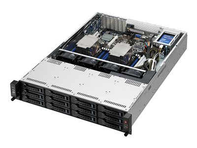 ASUS RS520-E8-RS12-E Server rack-mountable 2U 2-way no CPU RAM 0 GB SATA/SAS