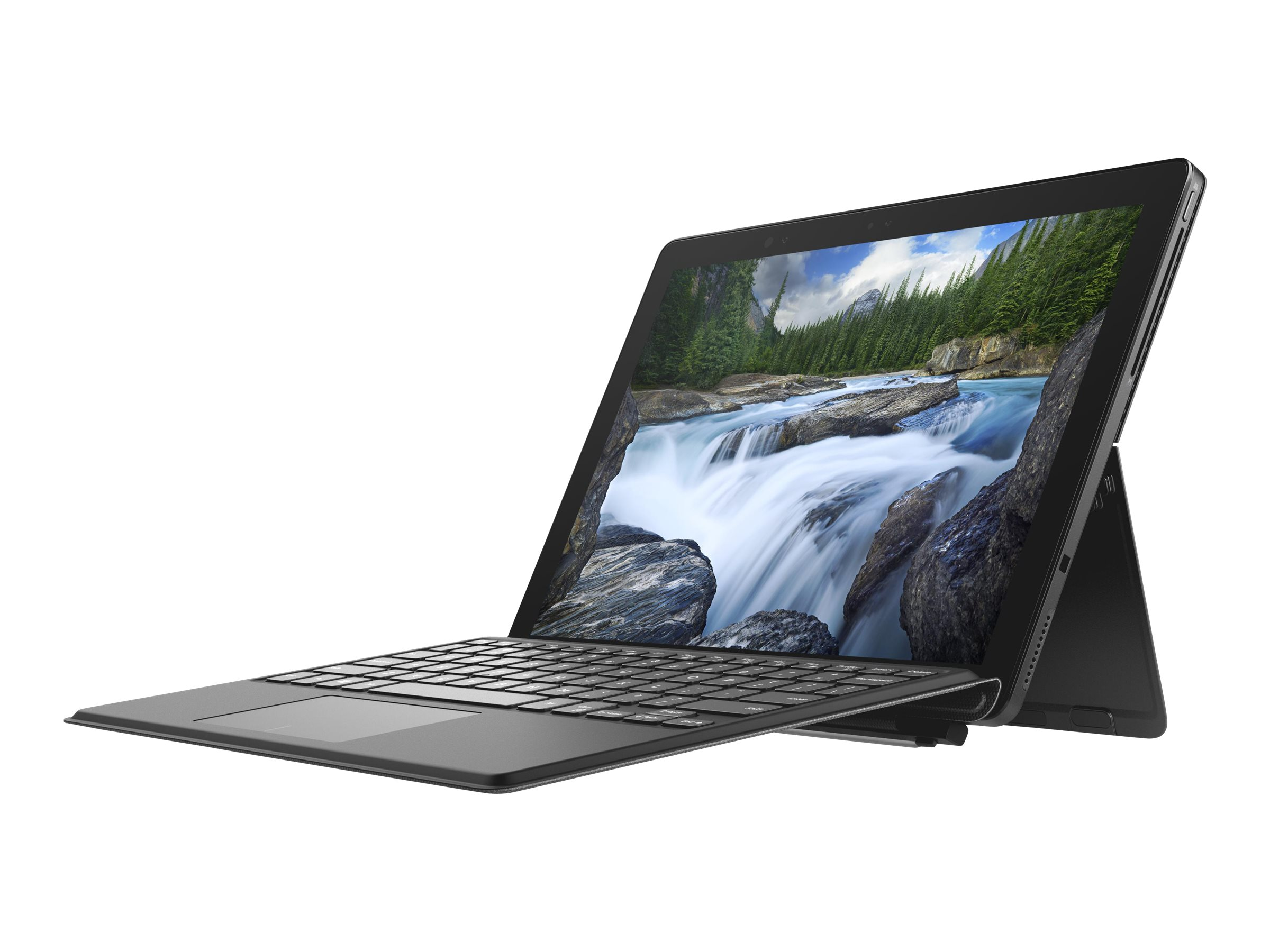 """Dell Latitude 5290 2-in-1 - 12.3"""" - Core i5 8350U - 8 GB RAM - 256 GB SSD - with 1-year ProSupport"""