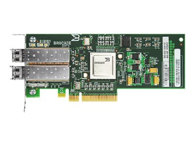 Brocade TDSourcing 825 - host bus adapter - PCIe 2.0 x8 - 2 ports