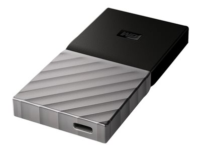 WD My Passport SSD SSD WDBKVX2560PSL 256GB USB 3.1 Gen 2