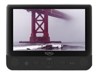 Xoro HSD 9910 - DVD player with LCD monitor / LCD monitor