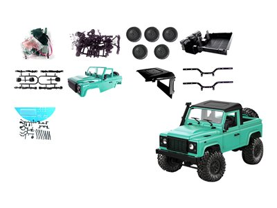 AMEWI - Pick-Up Crawler 4WD Kit