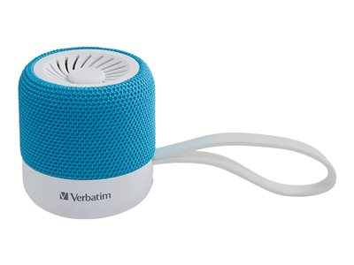Verbatim Wireless Mini Bluetooth Speaker Speaker for portable use Bluetooth 3 Watt t