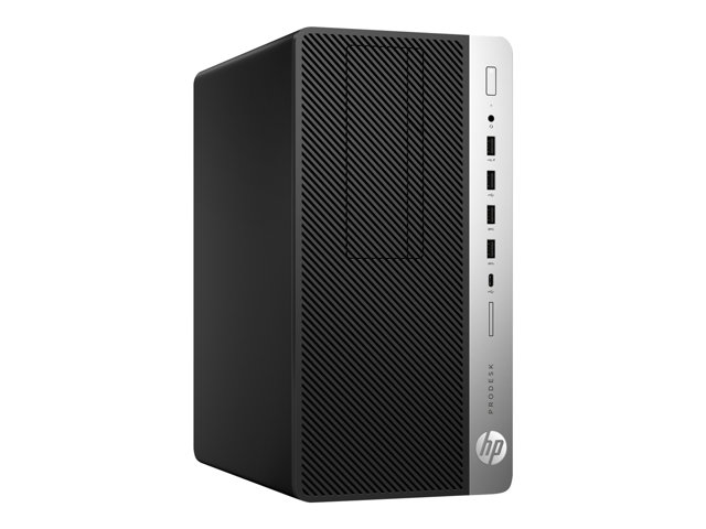 hp prodesk 600 g4 micro tower 1 x core i5 8500 3 ghz ram. Black Bedroom Furniture Sets. Home Design Ideas