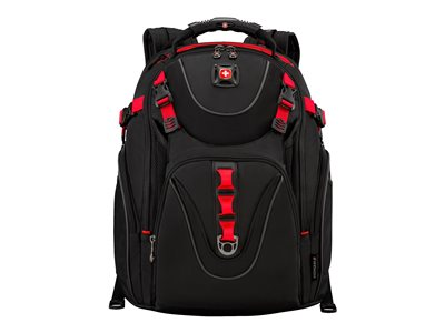 Wenger Maxxum Notebook carrying backpack 16INCH black, red