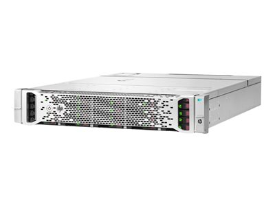 HPE D3700 Storage enclosure 25 bays (SATA-600 / SAS-3) rack-mountable 2U