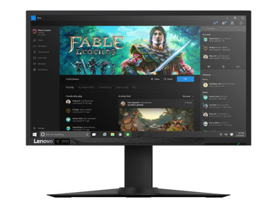 Lenovo Y27g Gaming 27' 1920 x 1080 HDMI DisplayPort 144Hz