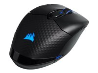 CORSAIR Gaming DARK CORE RGB PRO Mouse optical 8 buttons wireless, wired