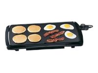 Presto 07030 Cool Touch Griddle 215 sq.in