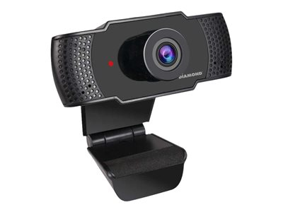 Diamond WC1080 Web camera color 2 MP 1080p audio USB 2.0 H.264
